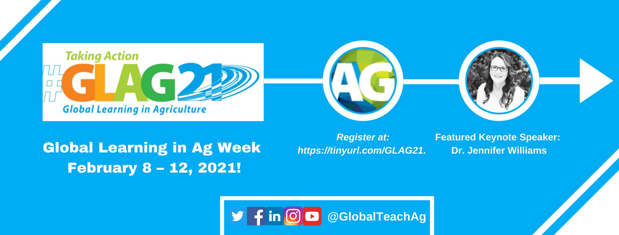 GLAG21 Take Action!