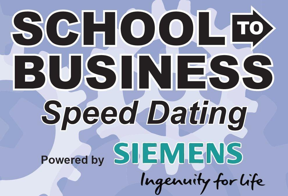 School-Business Speed Dating