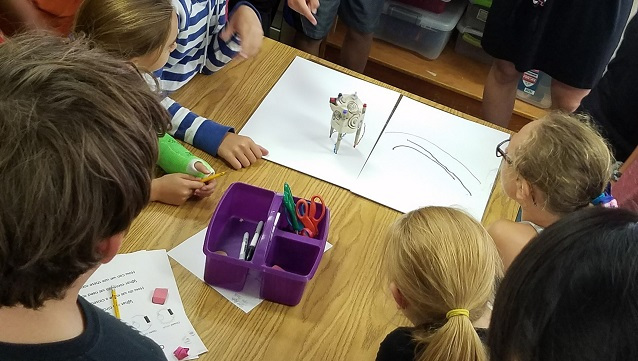 Drawing Together: STEM Integration Through Drawing Experimentation